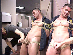 torn cop dominated and edged