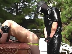 Nightshayde Leashed - Scene 5