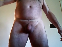 Self CBT Cock Whipping