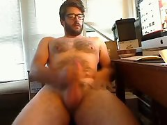 Blogger pounds that cock